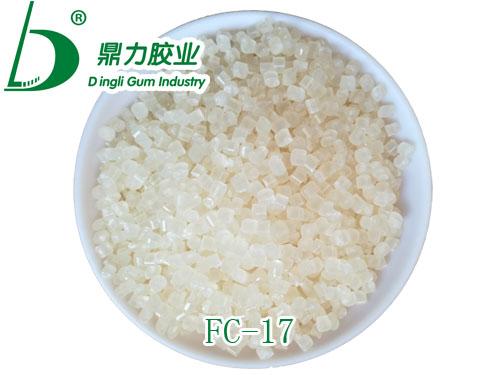 鼎力封箱热熔胶FC-17